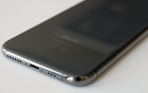 iPhone XS review achterkant