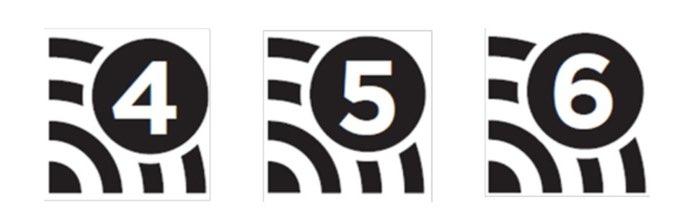 Wi-Fi logo's