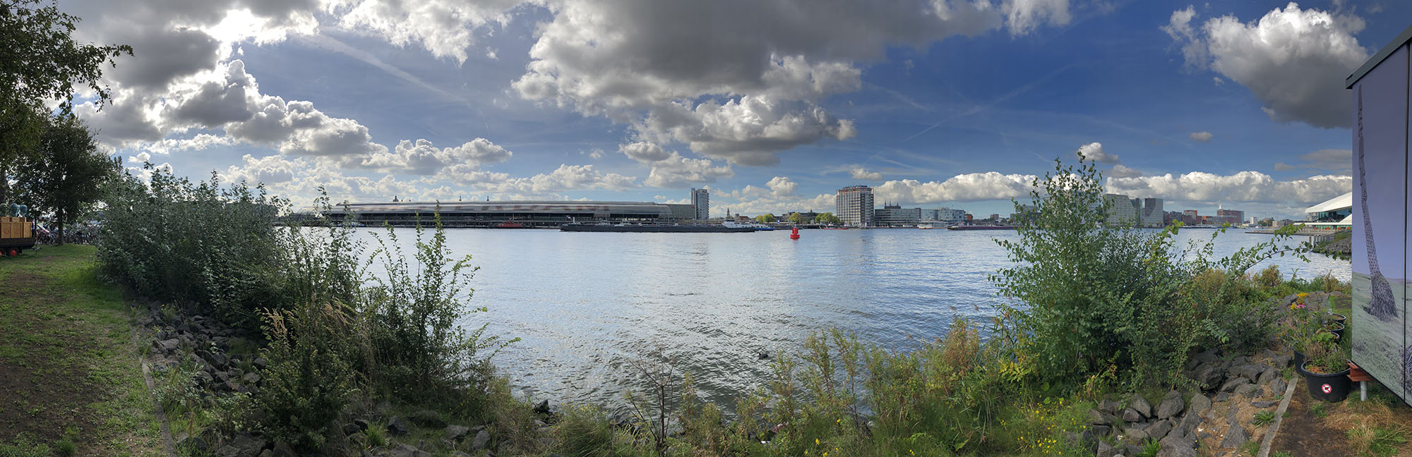 Panorama, foto gemaakt met iPhone XS Max