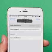 Zo deel je inloggegevens uit iCloud Sleutelhanger via AirDrop