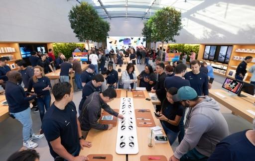 Apple Store nieuwe Apple-producten