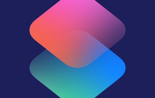 Siri Shortcuts Opdrachten icoon