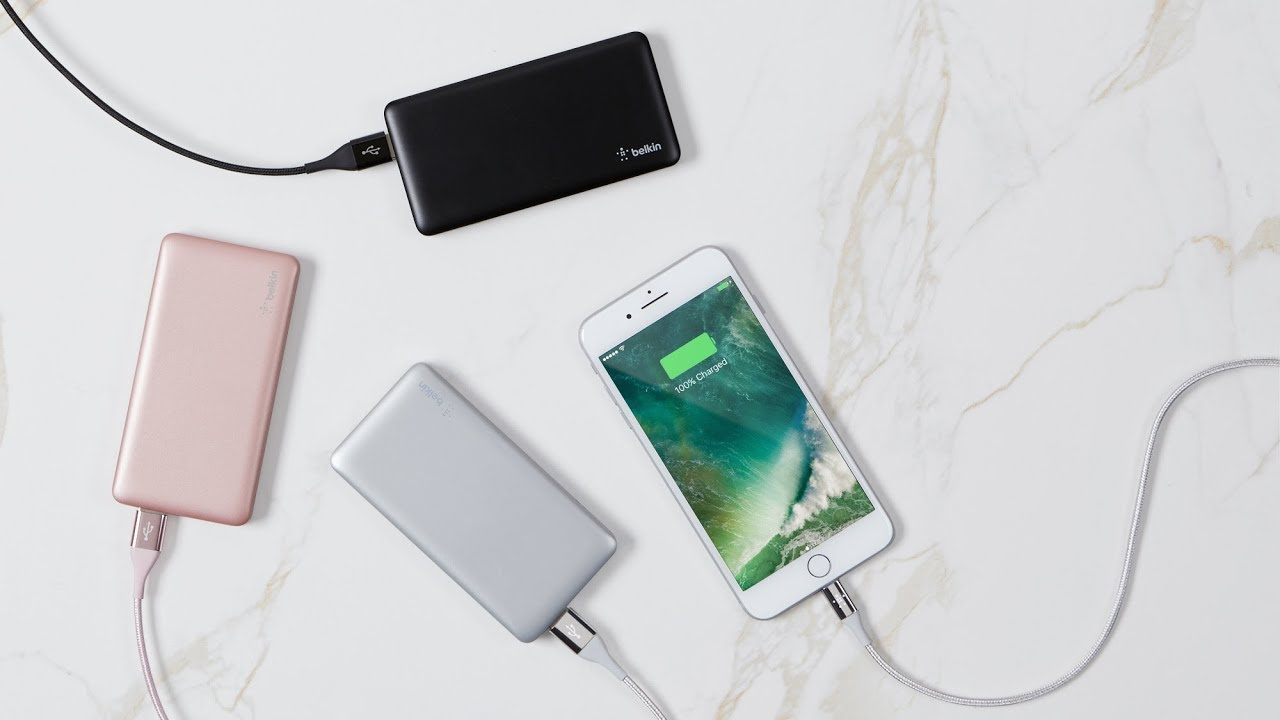 Belkin Pocket Power powerbank