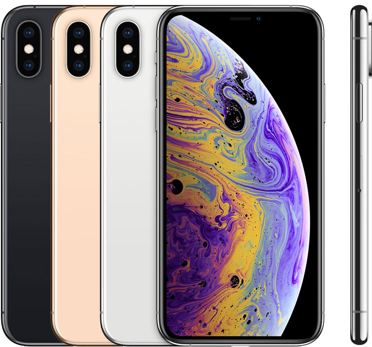 iPhone XS kleuren.