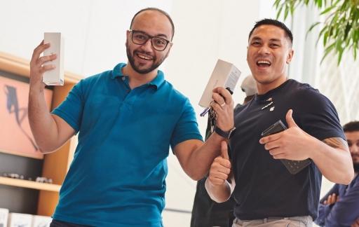 iPhone reparatiefraude
