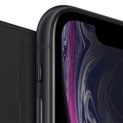 iPhone XR zwart