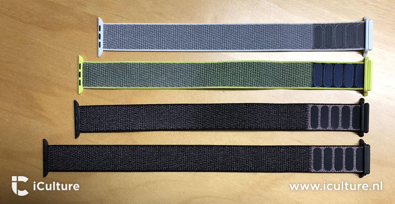 Apple Watch Sport Loop steeds korter