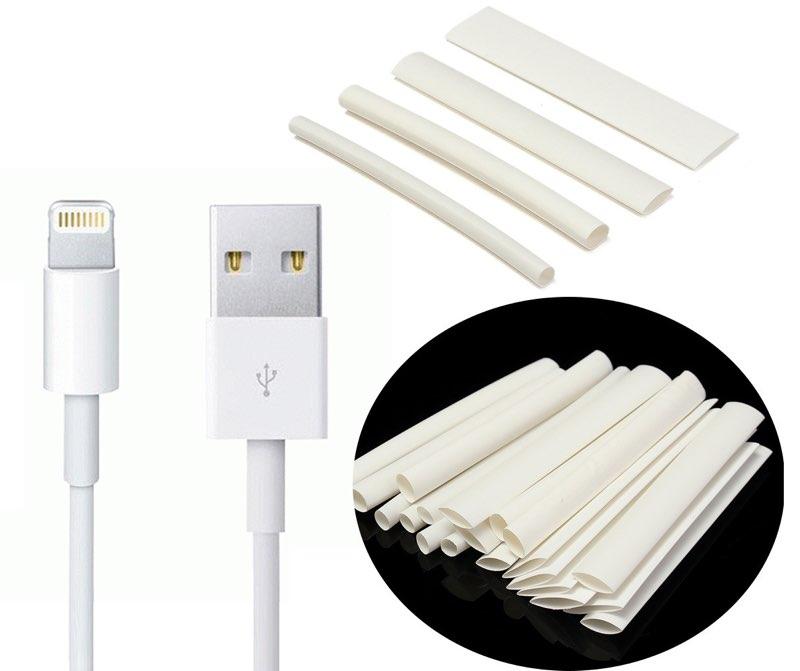 Krimpkous voor Lightning-kabel