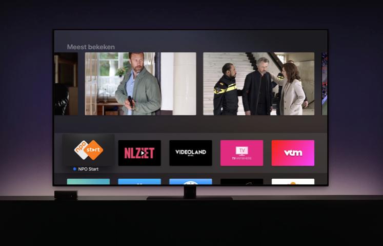 Televisiekijken op de Apple TV: dit zijn de mogelijkheden