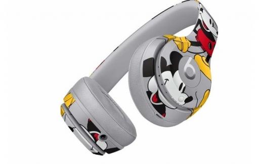 Beats Solo3 Mickey