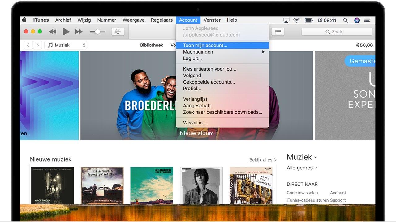 App abonnementen opzeggen Mac