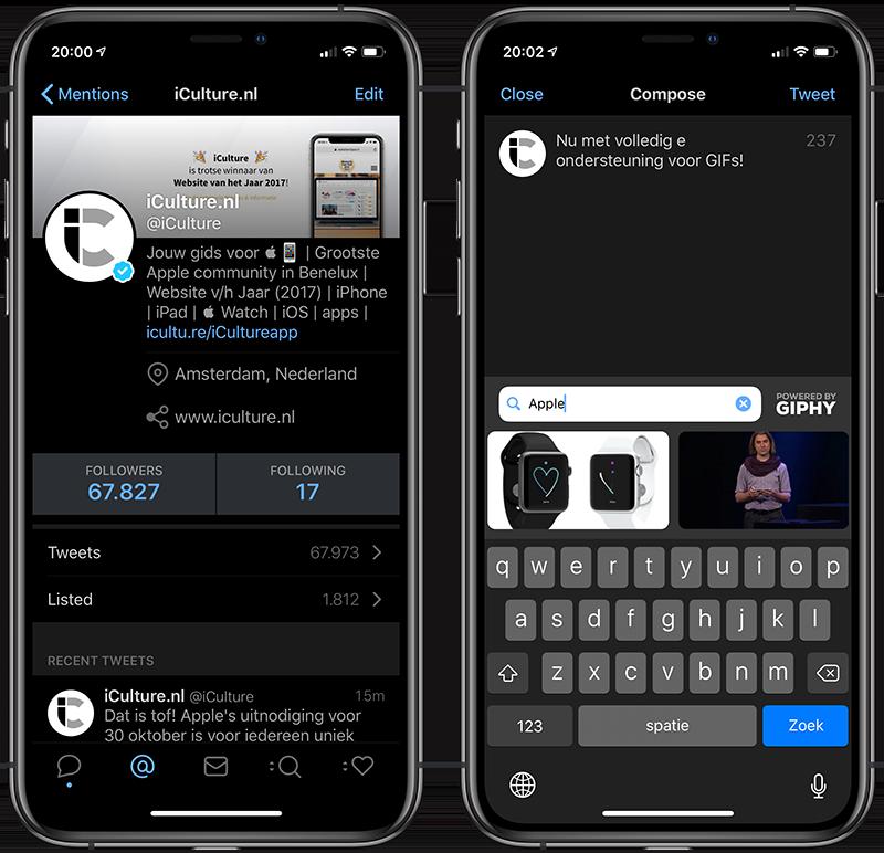 Tweetbot 5 voor iOS