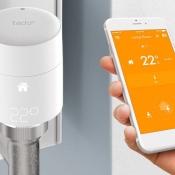 Tado smart radiatorknoppen