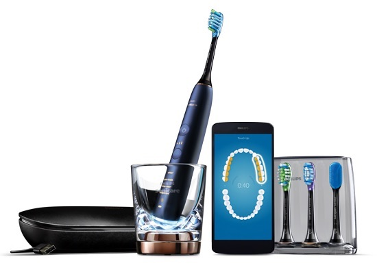 Philips Sonicare DiamondClean Smart slimme tandenborstel.