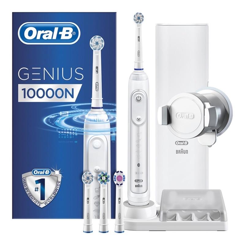Oral-B Genius slimme tandenborstel.