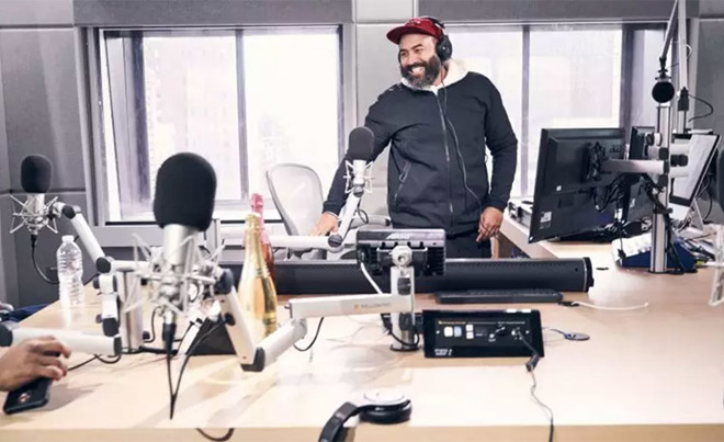 Beats 1 Studio New York