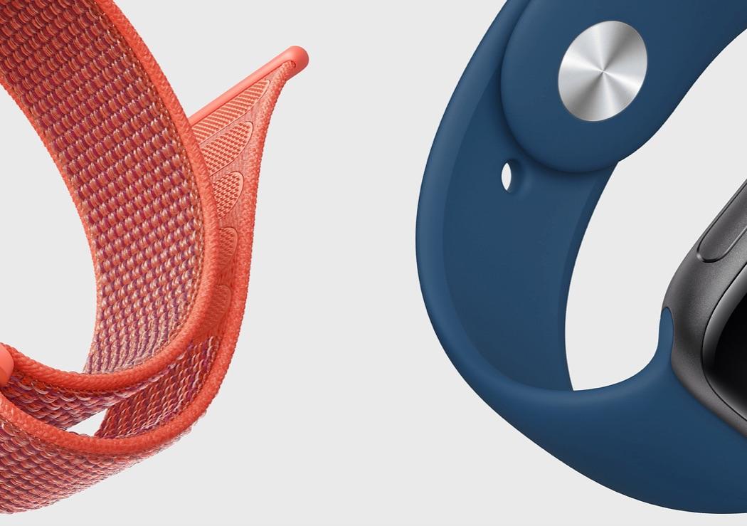 Apple Watch-bandjes voor dagelijks gebruik.