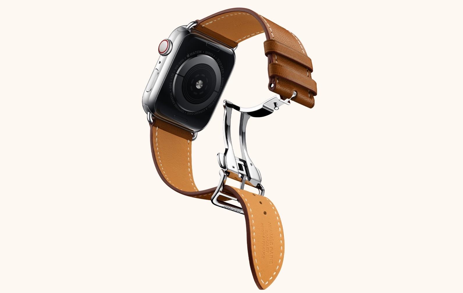 Apple Watch Hermès Series 4.