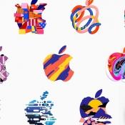 Dit zijn de unieke Apple-logo's van het oktober-event