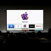 Apple Events op de Apple TV voor 30 oktober.