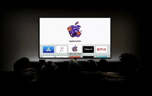 Apple Events op de Apple TV voor 30 oktober.