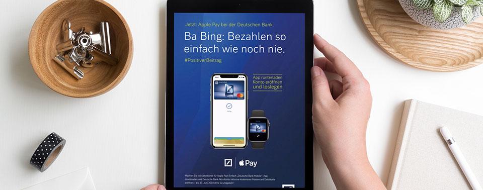 Apple Pay Duitsland gestart