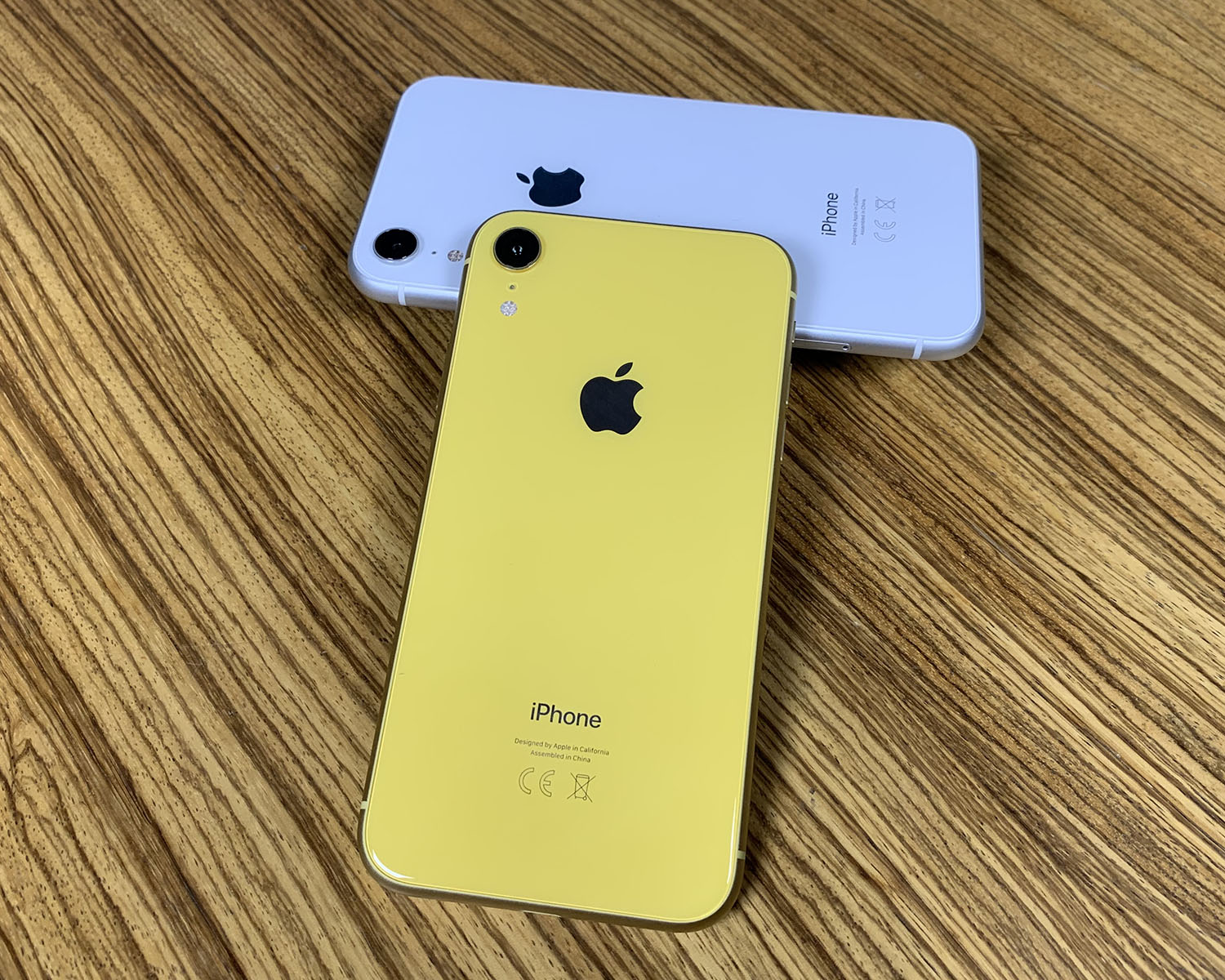 iPhone XR preview