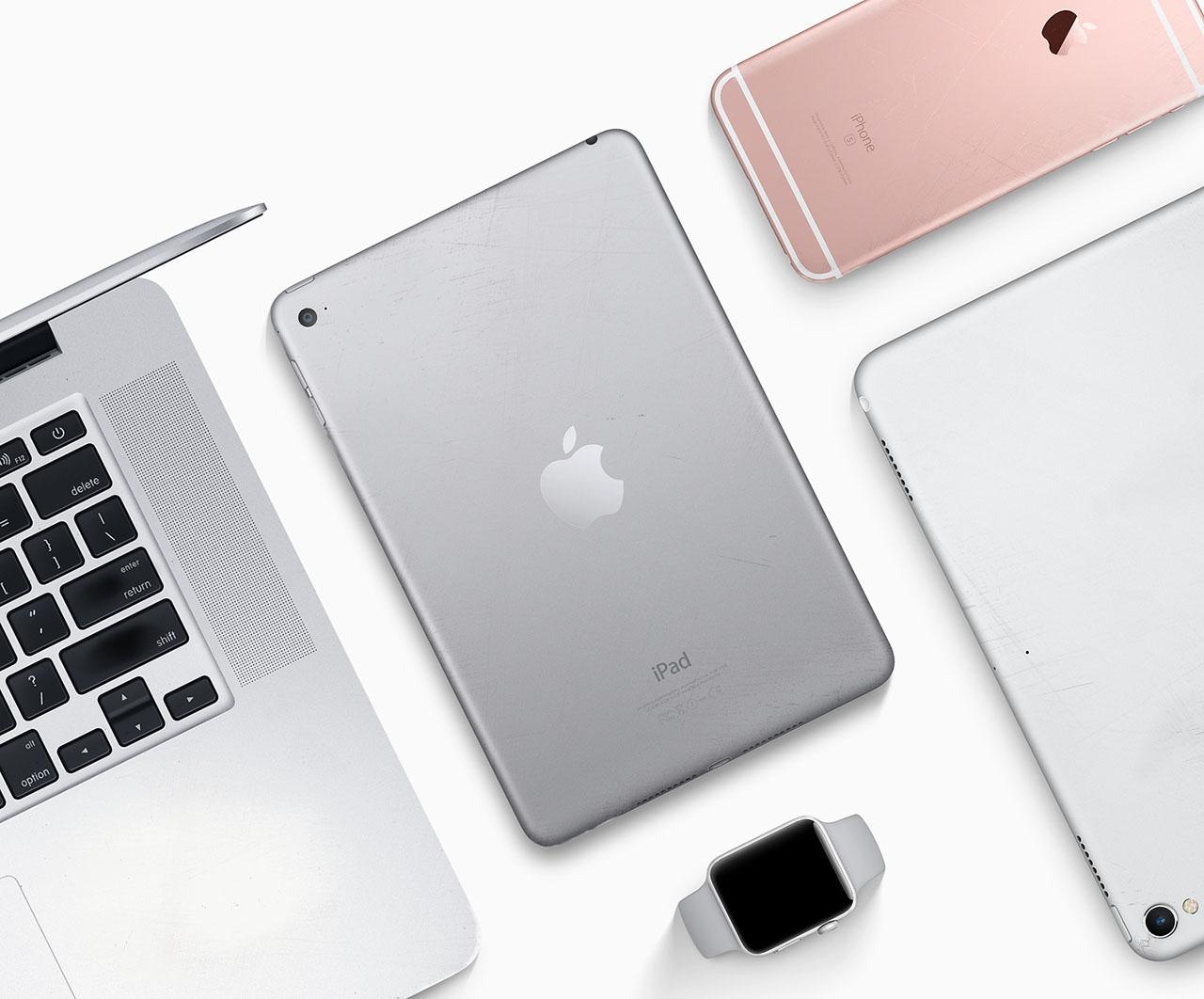 Gebruikte Apple-producten