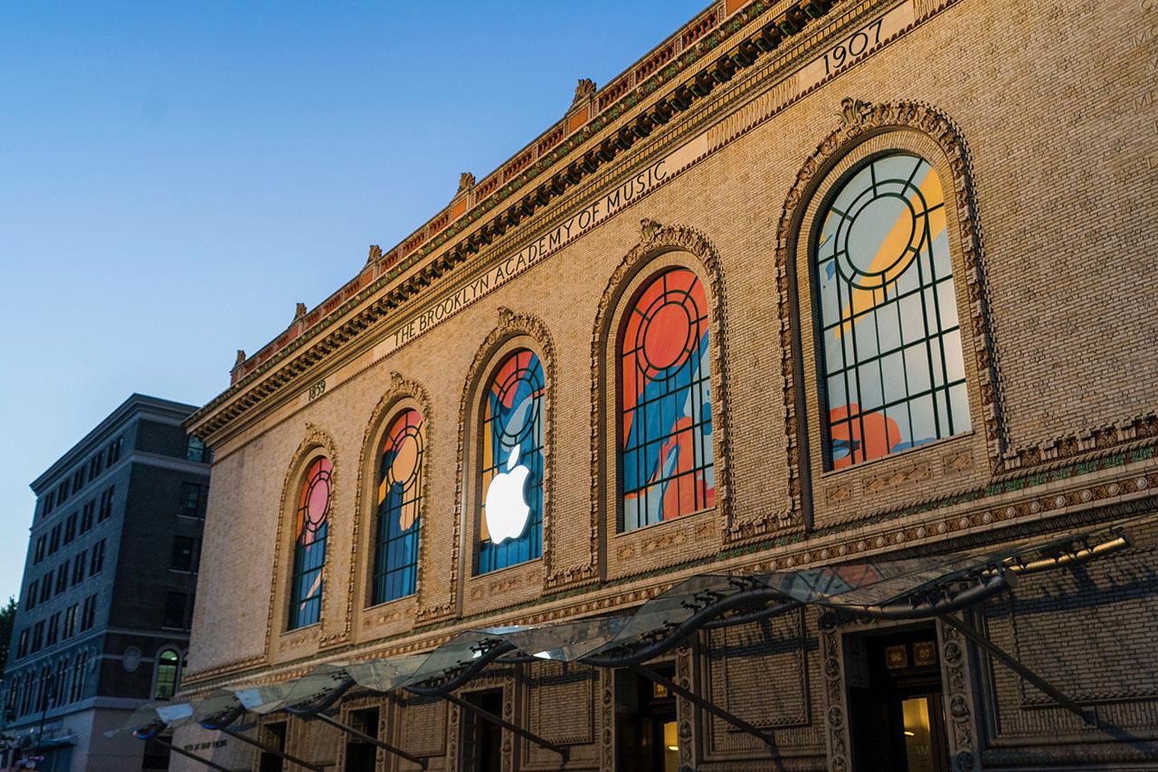 Apple locatie event 2018