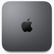 Mac Mini 2018 bovenkant