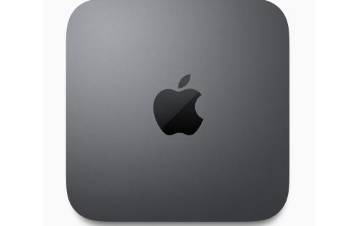 Mac Mini 2018 bovenkant
