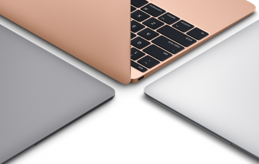 MacBook 12-inch kleuren