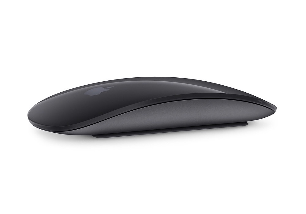 Magic Mouse 2 in spacegrijs.