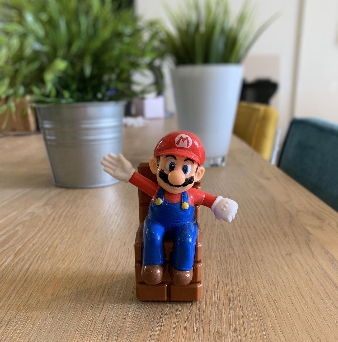 iPhone XR testfoto Mario