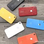 iPhone XR review: alle kleuren
