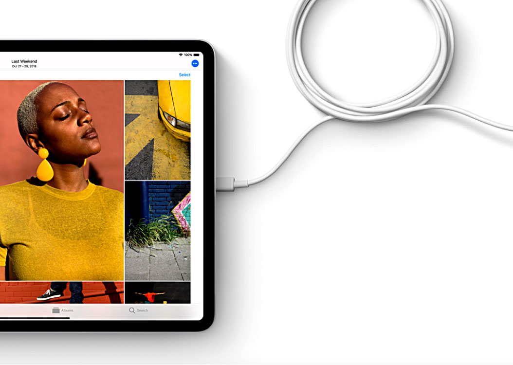 iPad Pro USB-accessoires
