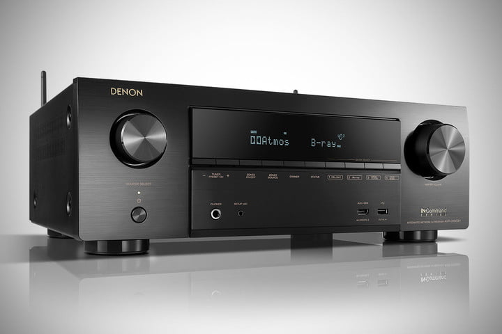 Denon receiver HomeKit
