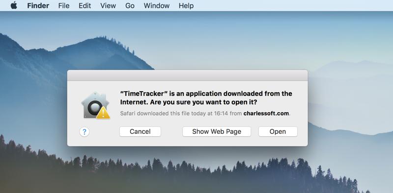 Apps buiten Mac App Store om