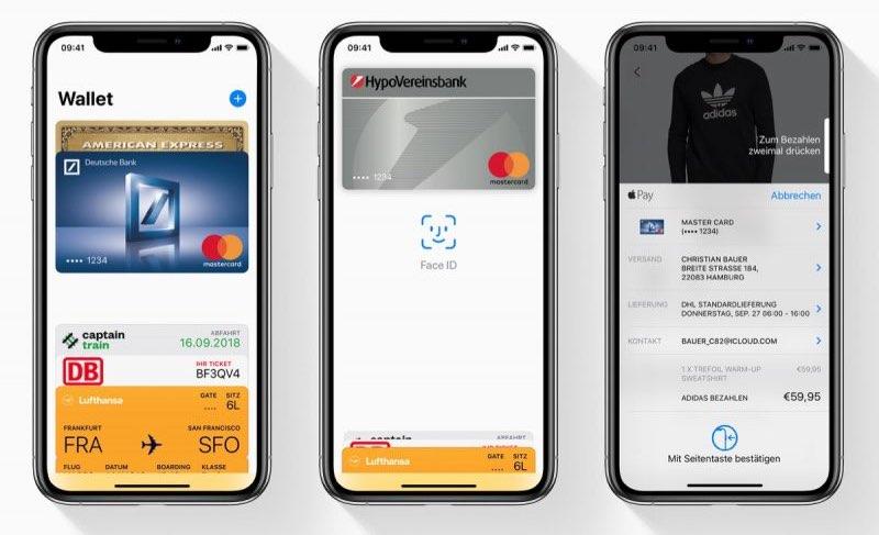 Apple Pay Duitsland