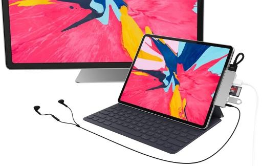 Hyper Dock voor iPad Pro 2018