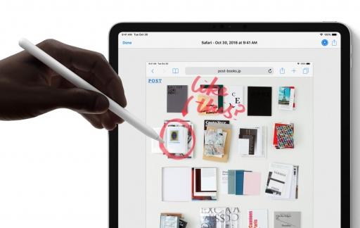 Apple Pencil 2 notities maken