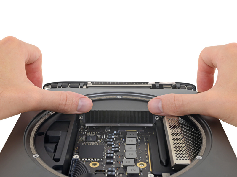 iFixit Mac mini teardown: openmaken
