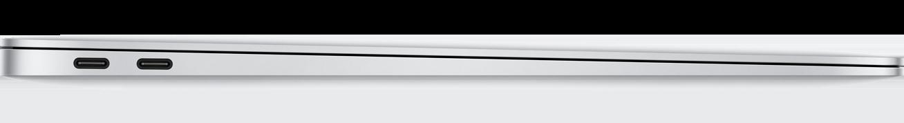 MacBook Air 2018 poorten