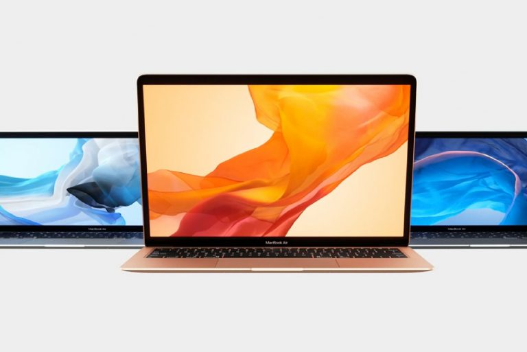 MacBook Air 2018 serie