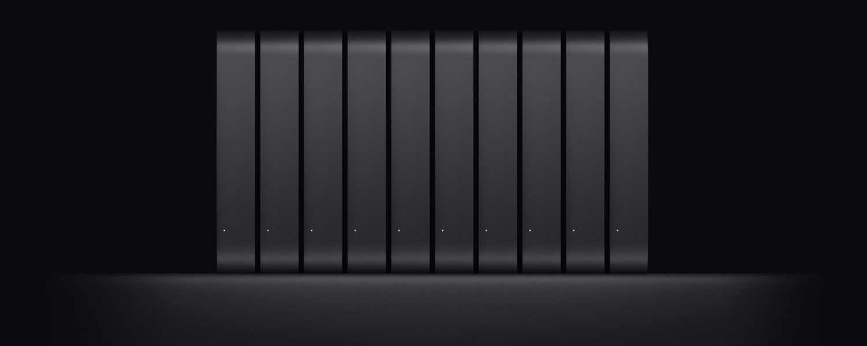 Mac mini 2018 serverrack