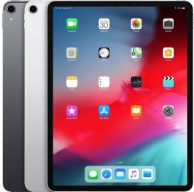 iPad Pro 2018 in 12,9-inch.