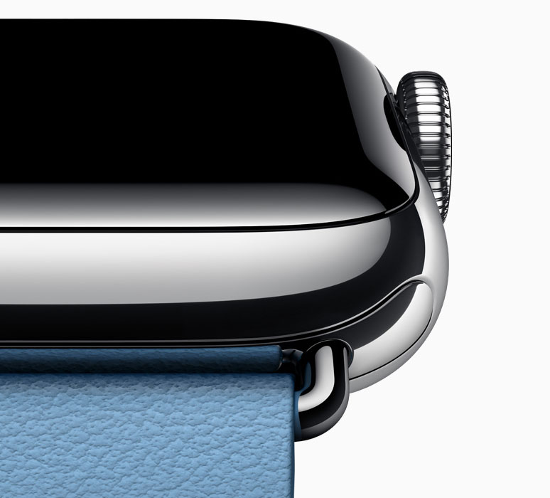 Apple Watch Series 4 staal