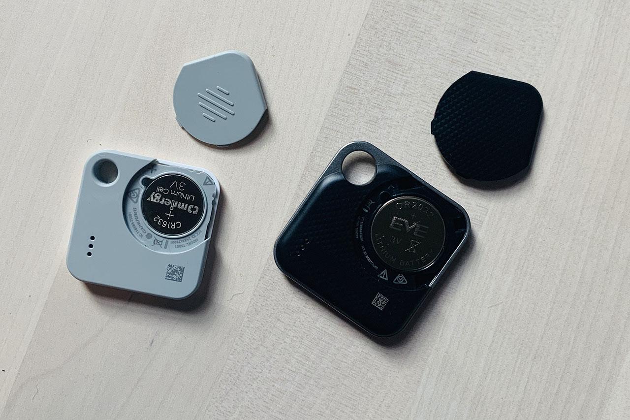 Tile Bluetooth tracker met verwisselbare batterij