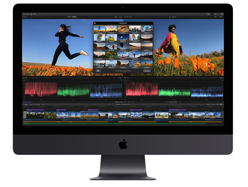 Final Cut Pro Mac