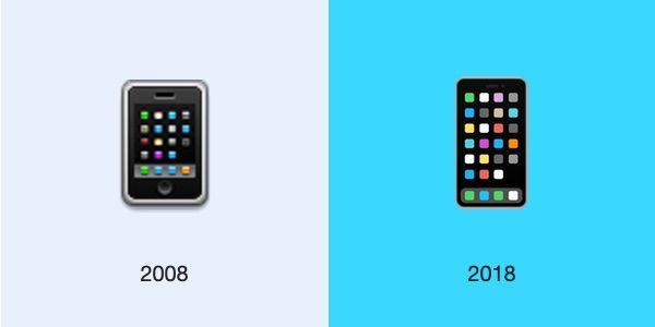 Telefoon 2008-2018